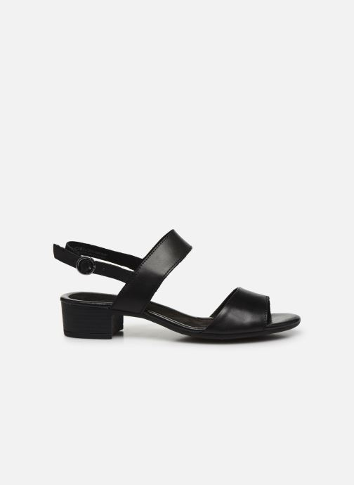 Sandales et nu-pieds Jana shoes JINI Noir vue derrière