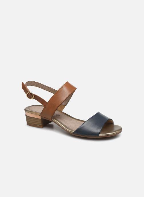 Sandalen Jana shoes JINI Bruin detail