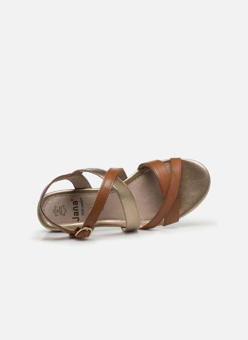 Sandalen Jana shoes JACK Bruin links