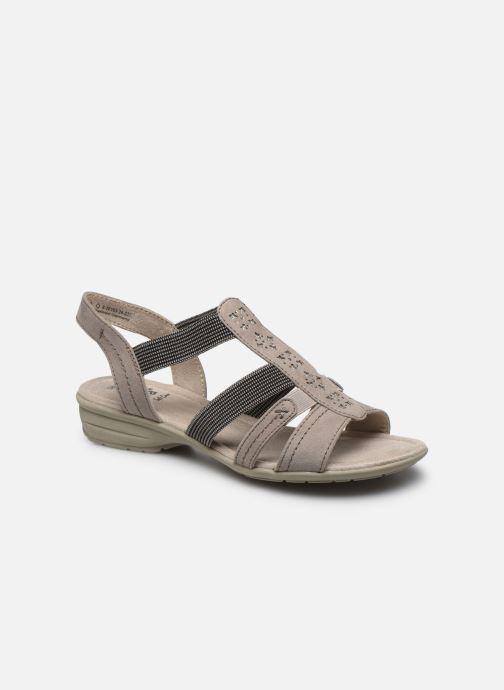 Sandalen Jana shoes JANE grau detaillierte ansicht/modell