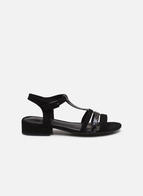 Sandales et nu-pieds Jana shoes JERLI Noir vue derrière