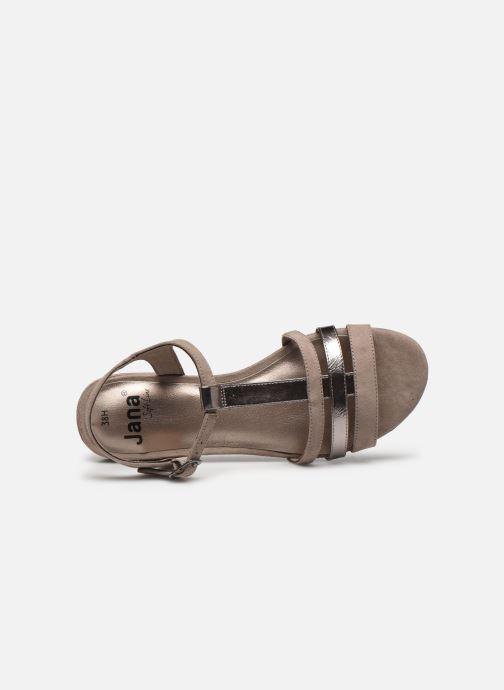 Sandalen Jana shoes JERLI Beige links
