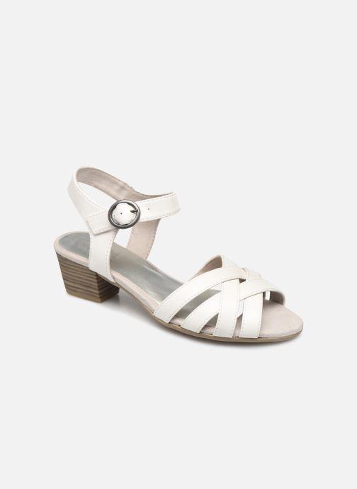 Sandali e scarpe aperte Jana shoes JYST Bianco vedi dettaglio/paio