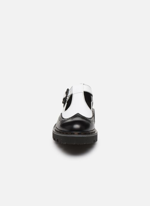 Chaussures à lacets Art CAMBRIDGE 1178 Blanc vue portées chaussures