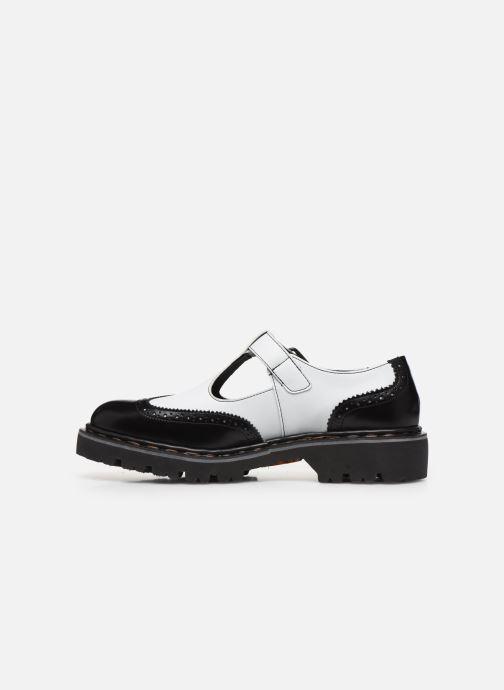Chaussures à lacets Art CAMBRIDGE 1178 Blanc vue face