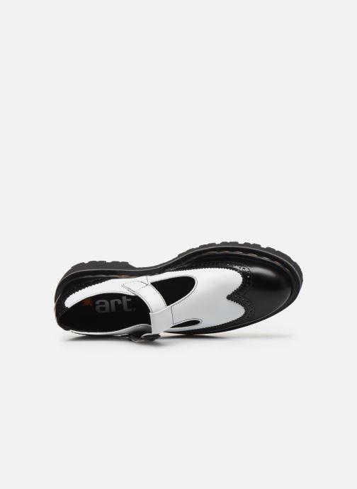 Chaussures à lacets Art CAMBRIDGE 1178 Blanc vue gauche