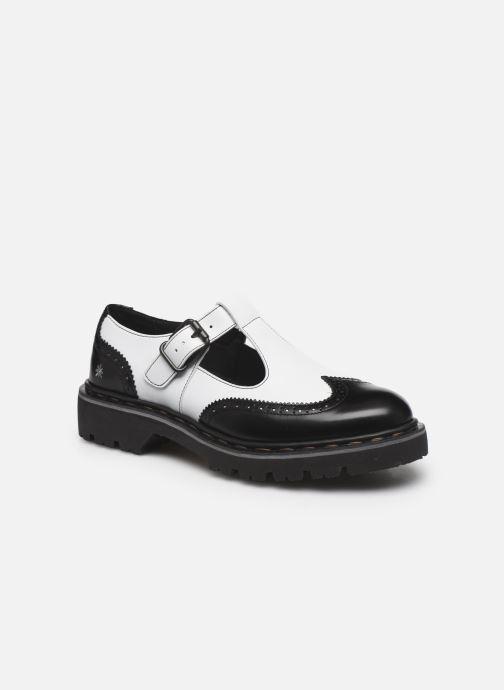 Chaussures à lacets Art CAMBRIDGE 1178 Blanc vue détail/paire