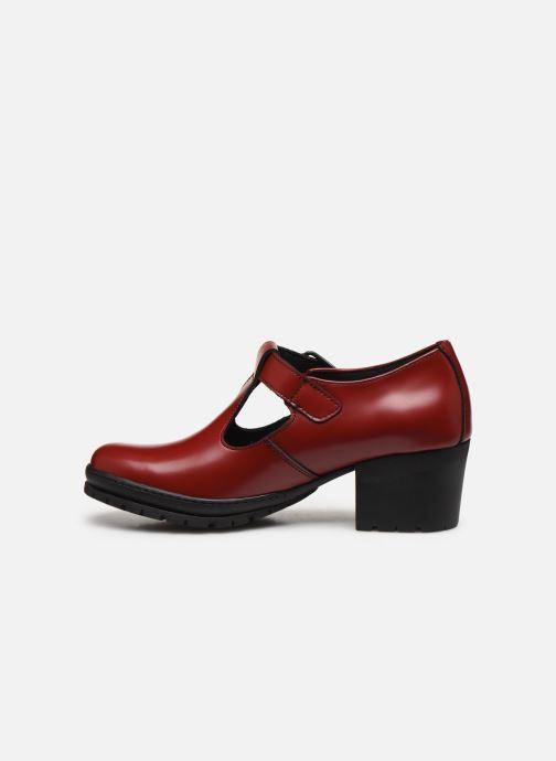 Zapatos de tacón Art CAMDEN 1232 Rojo vista de frente