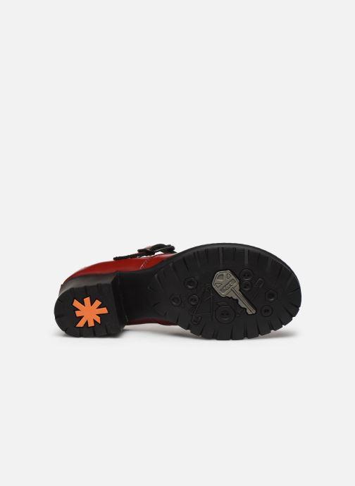 Zapatos de tacón Art CAMDEN 1232 Rojo vista de arriba