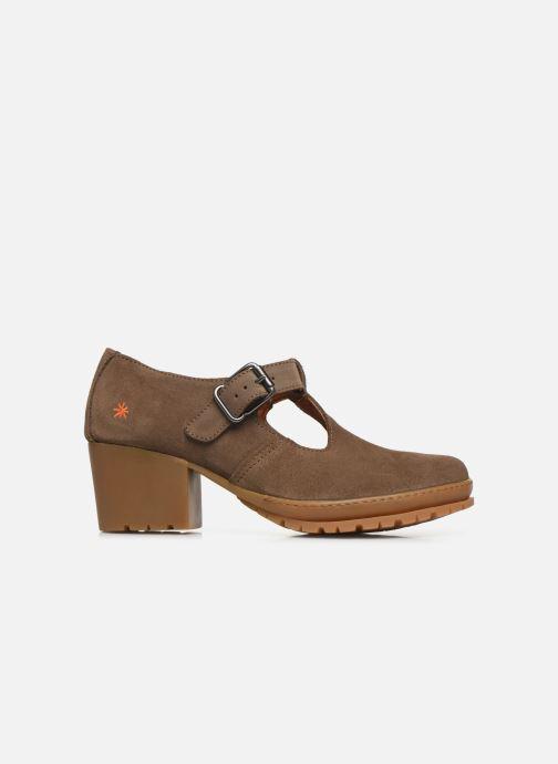 Zapatos de tacón Art CAMDEN 1236 Marrón vistra trasera