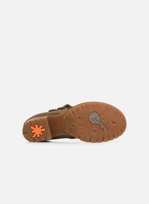 Zapatos de tacón Art CAMDEN 1236 Marrón vista de arriba