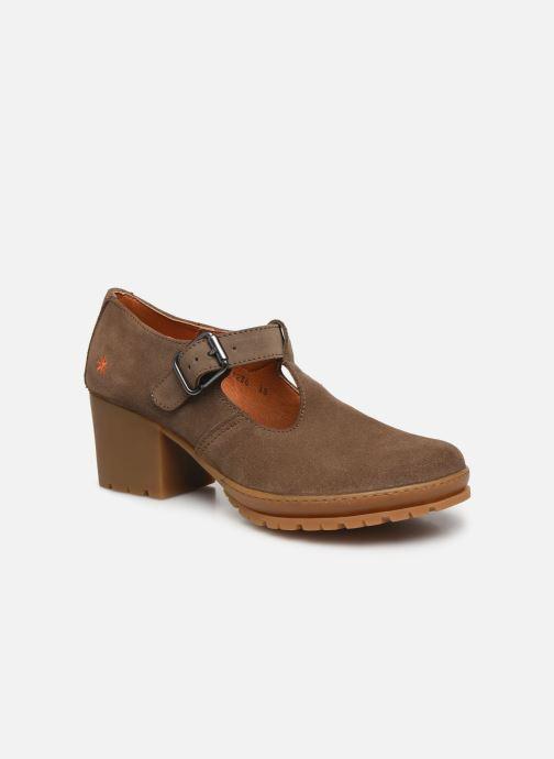 Zapatos de tacón Art CAMDEN 1236 Marrón vista de detalle / par