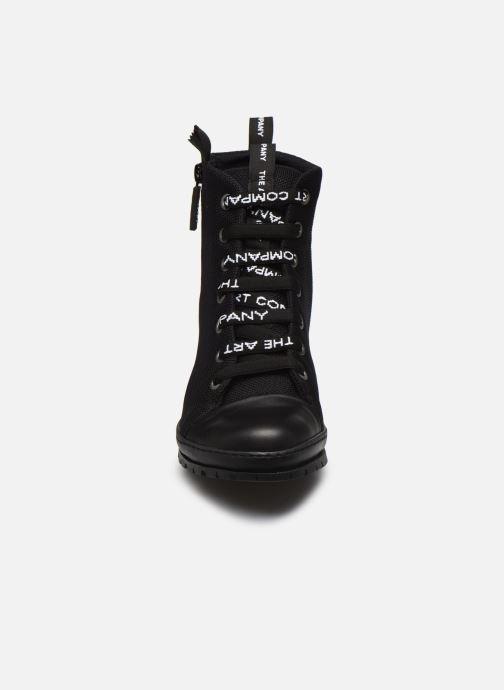 Bottines et boots Art CAMDEN 1239 Noir vue portées chaussures