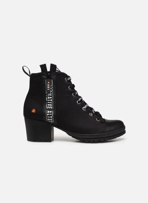 Bottines et boots Art CAMDEN 1239 Noir vue derrière