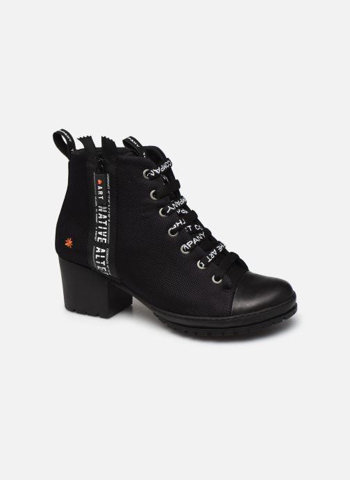 Bottines et boots Art CAMDEN 1239 Noir vue détail/paire