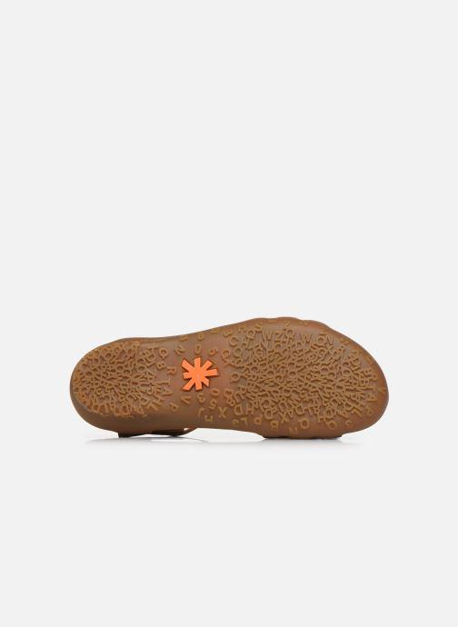 Sandalen Art ANTIBES 1503 Bruin boven