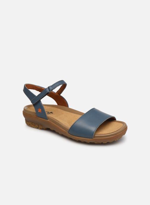 Sandales et nu-pieds Art ANTIBES 1506 Bleu vue détail/paire