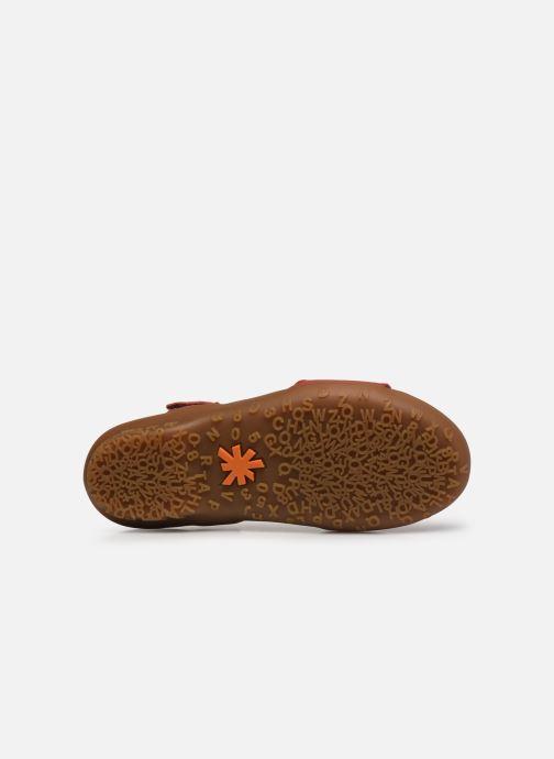 Sandalen Art ANTIBES 1506 orange ansicht von oben