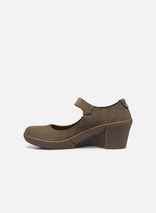 Zapatos de tacón Art ROTTERDAM 1567 Verde vista de frente
