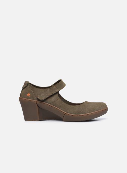 Zapatos de tacón Art ROTTERDAM 1567 Verde vistra trasera
