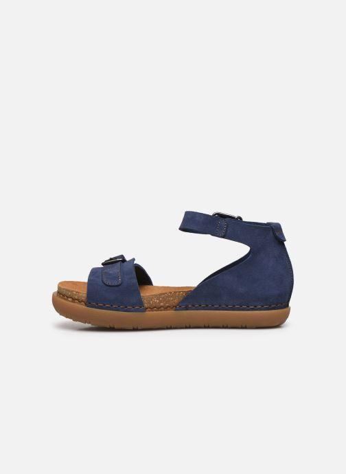 Sandalen Art RHODES 1711 blau ansicht von vorne