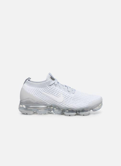 Sneaker Nike W Air Vapormax Flyknit 3 weiß ansicht von hinten