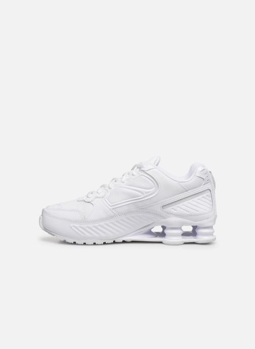 Deportivas Nike W Nike Shox Enigma 9000 Blanco vista de frente
