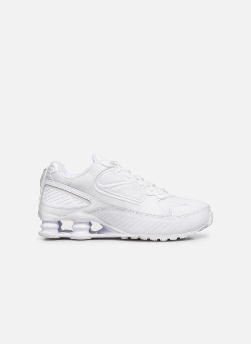Deportivas Nike W Nike Shox Enigma 9000 Blanco vistra trasera