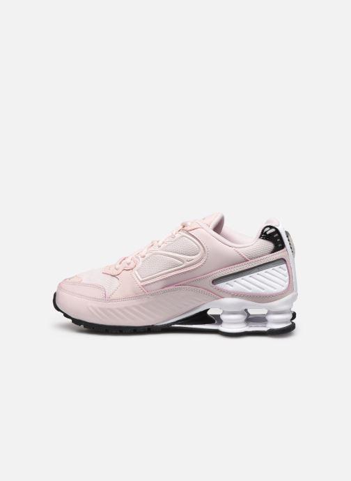 Sneakers Nike W Nike Shox Enigma 9000 Roze voorkant