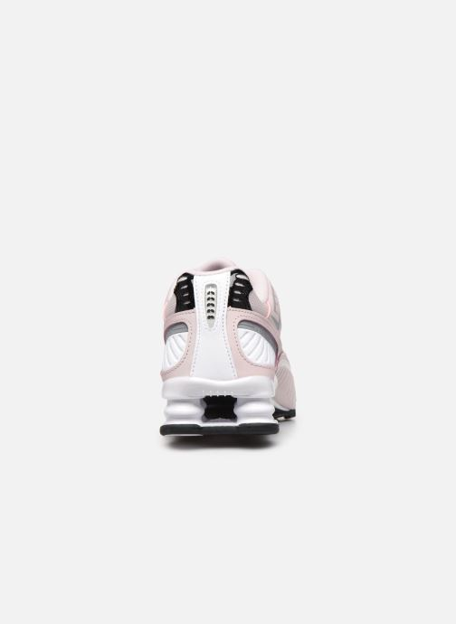 Sneakers Nike W Nike Shox Enigma 9000 Roze rechts