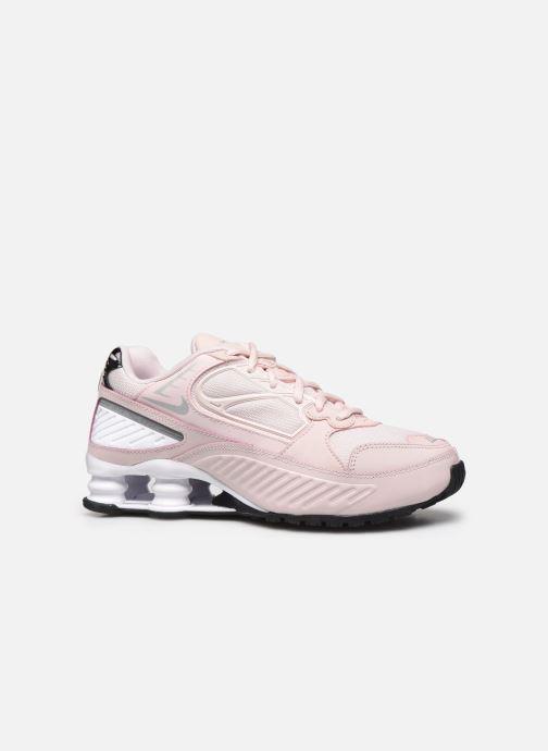 Sneakers Nike W Nike Shox Enigma 9000 Roze achterkant