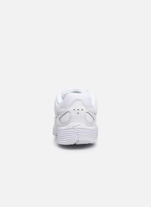 Baskets Nike W Nike P-6000 Blanc vue droite