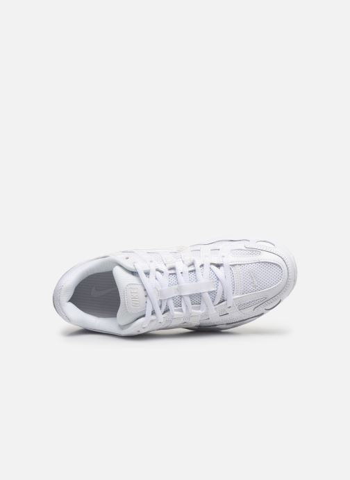 Trainers Nike W Nike P-6000 White view from the left