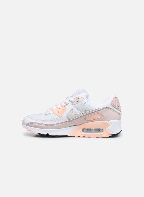 Sneakers Nike W Air Max 90 Roze voorkant