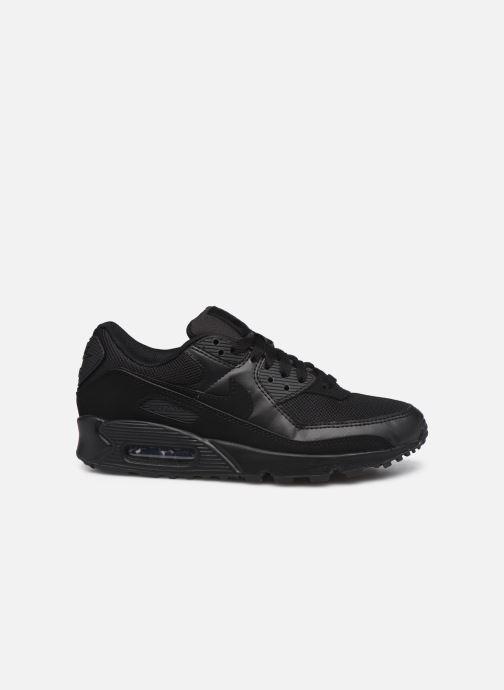 Sneaker Nike W Air Max 90 schwarz ansicht von hinten