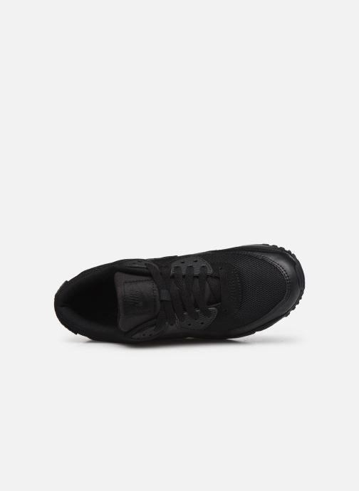 Sneaker Nike W Air Max 90 schwarz ansicht von links