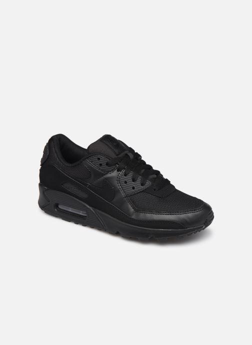 Sneaker Nike W Air Max 90 schwarz detaillierte ansicht/modell