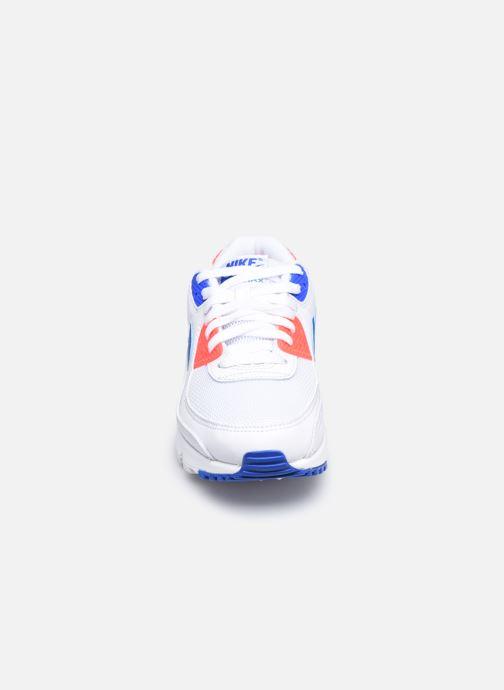 Deportivas Nike W Air Max 90 Blanco vista del modelo