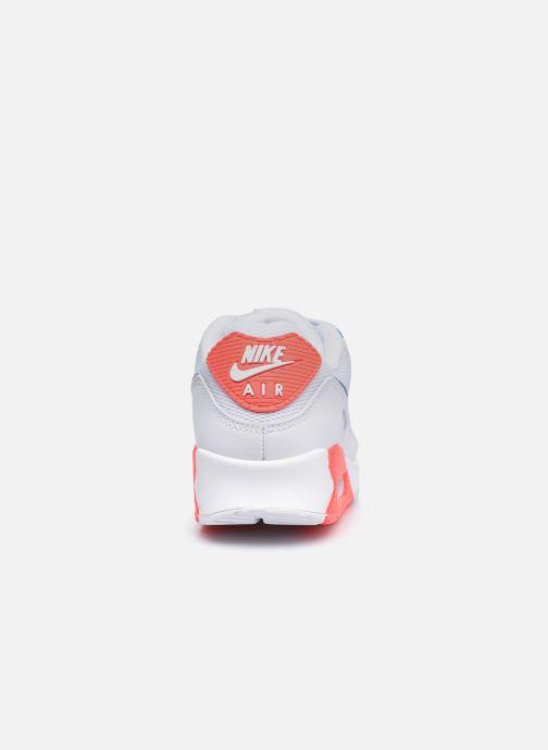 Deportivas Nike W Air Max 90 Blanco vista lateral derecha