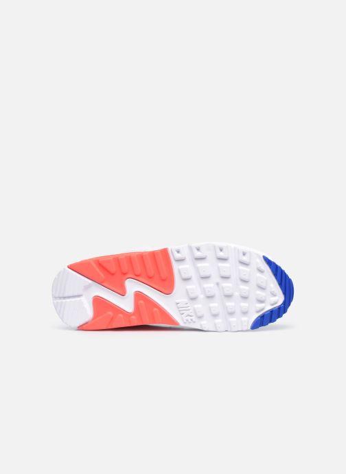 Deportivas Nike W Air Max 90 Blanco vista de arriba