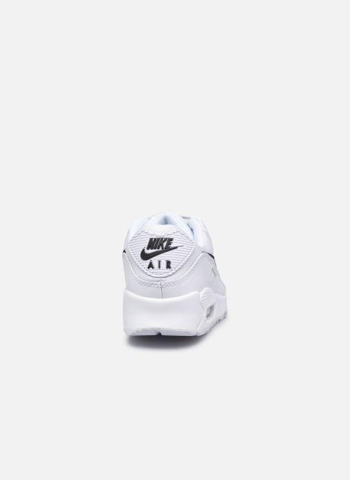 Baskets Nike W Air Max 90 Blanc vue droite
