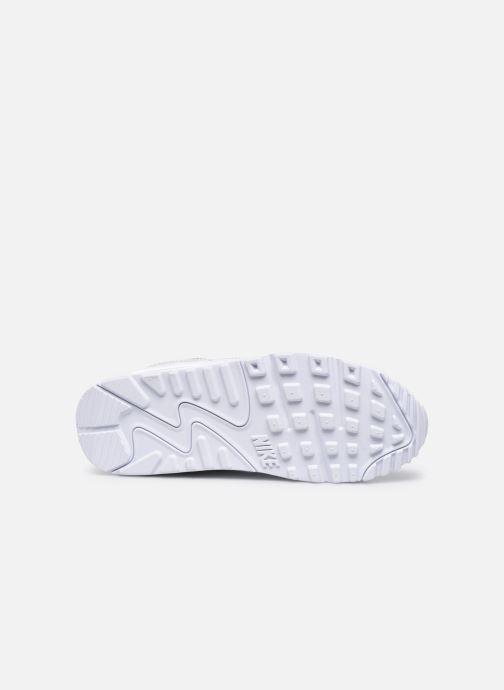 Baskets Nike W Air Max 90 Blanc vue haut