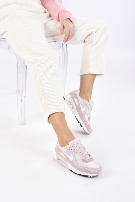 Sneakers Nike W Air Max 90 Rosa immagine dal basso