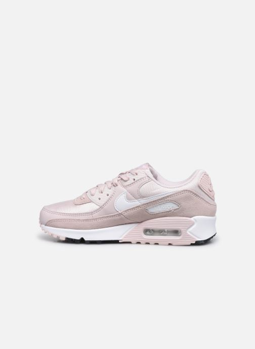 Sneakers Nike W Air Max 90 Rosa immagine frontale