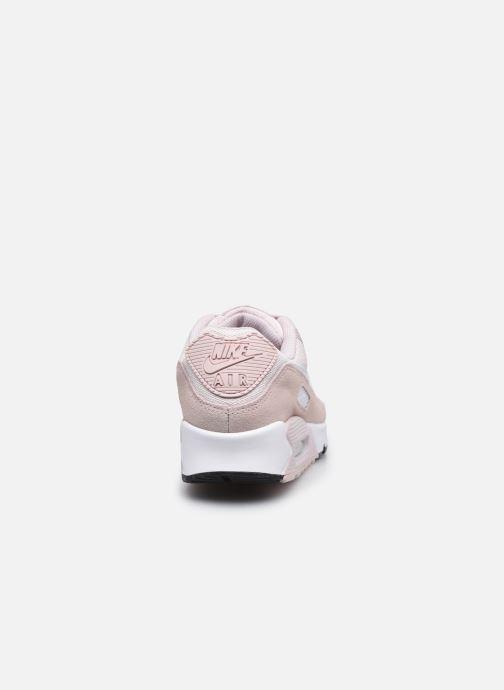Sneakers Nike W Air Max 90 Rosa immagine destra