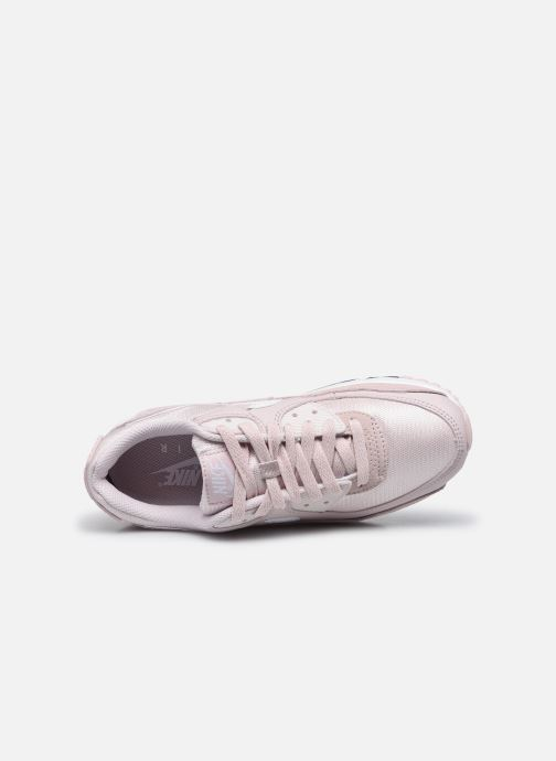 Sneakers Nike W Air Max 90 Rosa immagine sinistra