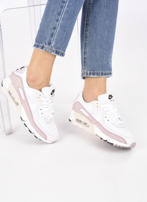 Sneakers Nike W Air Max 90 Bianco immagine dal basso