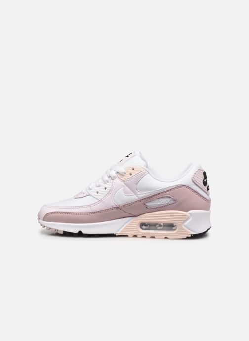 Sneakers Nike W Air Max 90 Bianco immagine frontale