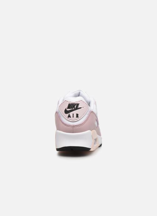 Sneakers Nike W Air Max 90 Bianco immagine destra