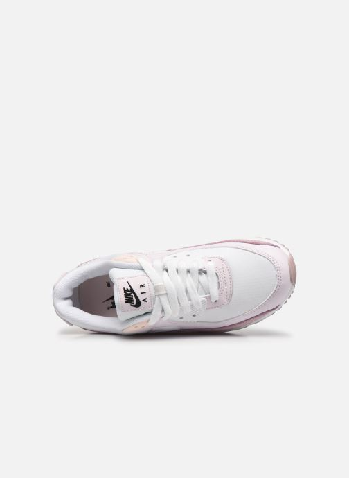 Sneakers Nike W Air Max 90 Bianco immagine sinistra